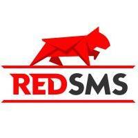 Логотип компании «REDSMS.RU»