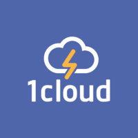 Логотип компании «1cloud.ru»