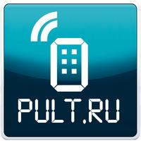 Логотип компании «Пульт.ру»