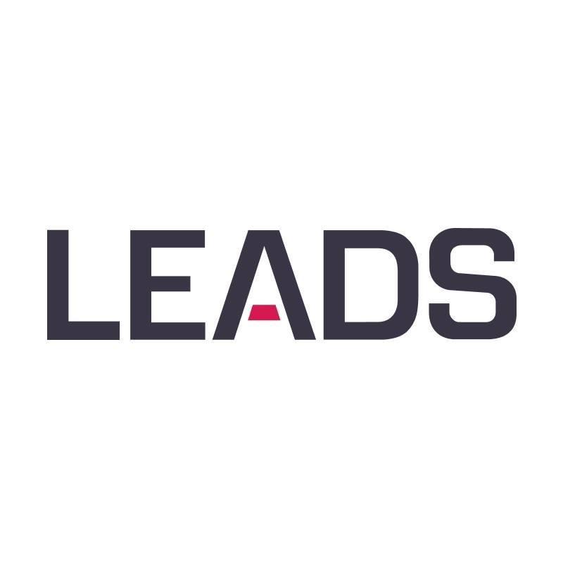 Логотип компании «LEADS»