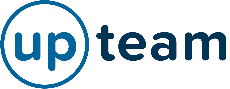 Логотип компании «UpTeam Inc.»