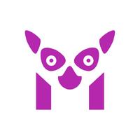 Логотип компании «Lemur app»