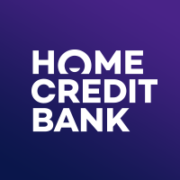 Логотип компании «Home Credit Bank»