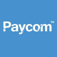 Логотип компании «Paycom ™»