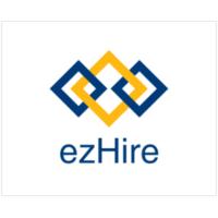 Логотип компании «ezHire»
