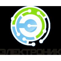 Логотип компании «Электроник»
