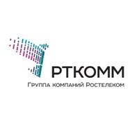 Логотип компании «РТКОММ»
