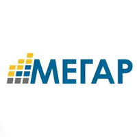 Логотип компании «МЕГАР»