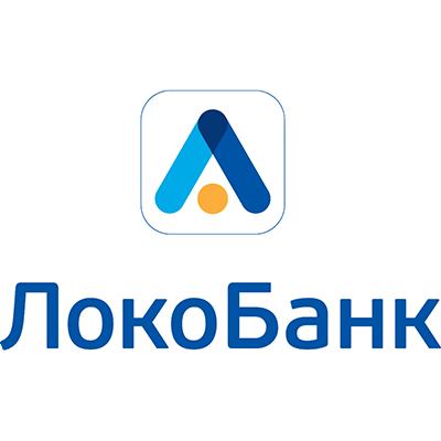 Логотип компании «ЛОКО-Банк»