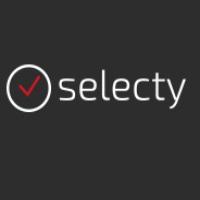 Логотип компании «Selecty»