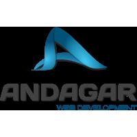 Логотип компании «Andagar»