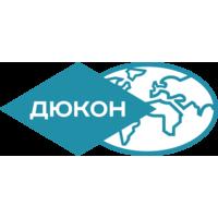 Логотип компании «НПФ Дюкон»