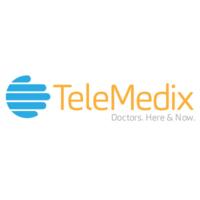 Логотип компании «TeleMedix»