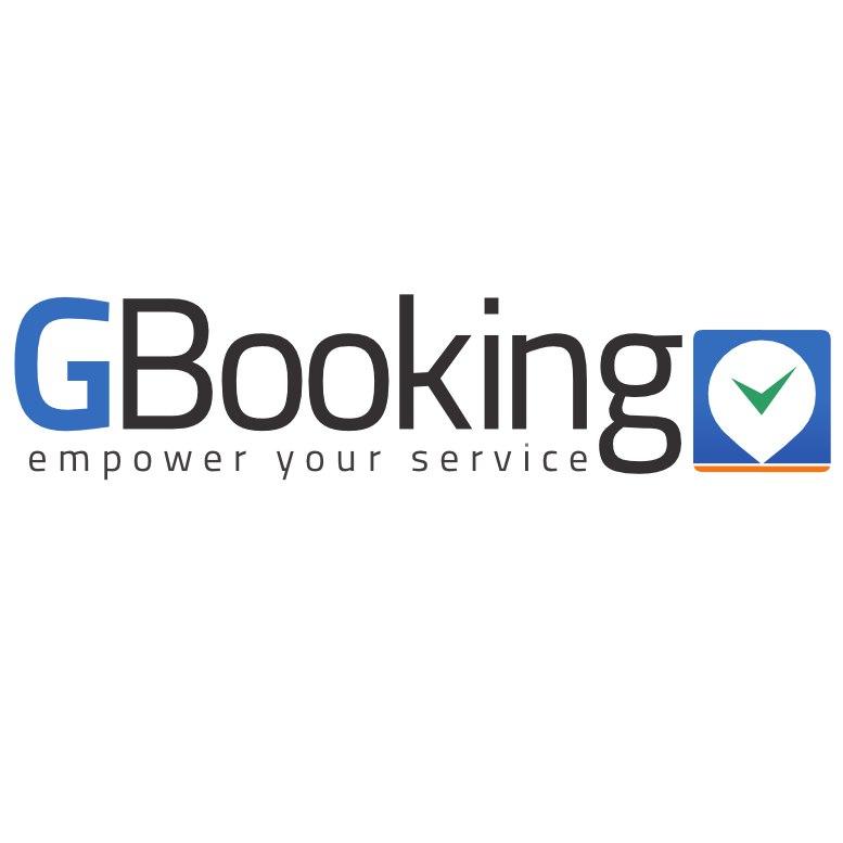 Логотип компании «GBooking»