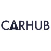 Логотип компании «CarHub.Ru»