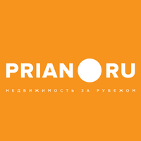 Логотип компании «Prian»