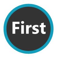 Логотип компании «First Recruiting Group»