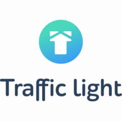 Логотип компании «Traffic Light CPA»