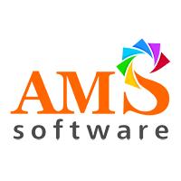 Логотип компании «AMS Software»