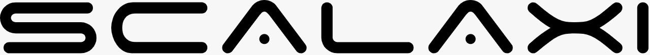 Логотип компании «Scalaxi»