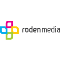 Логотип компании «Roden-Media»