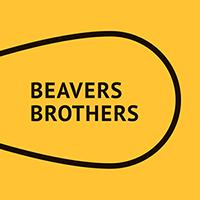 Логотип компании «BeaversBrothers»