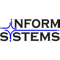 """Логотип компании «Группа Компаний """"Информ-Системы""""»"""