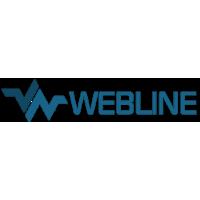 Логотип компании «WEBLINE»