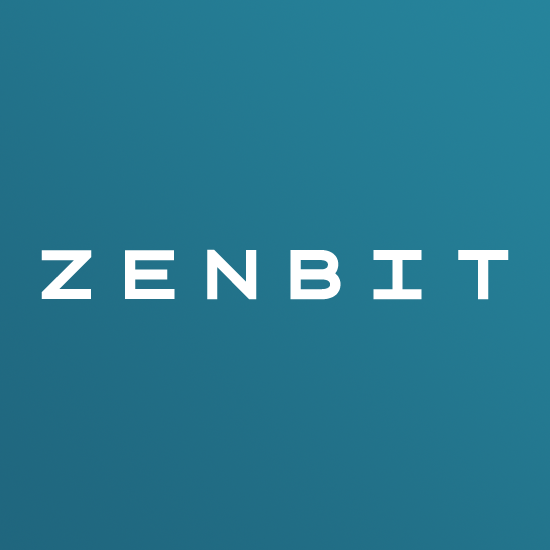 Логотип компании «Zenbit»