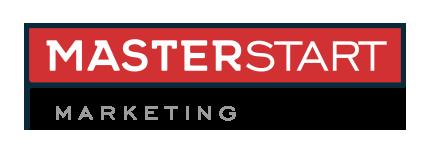 Логотип компании «MasterStart Marketing»
