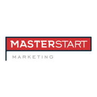 Логотип компании «MasterStart Marketing»