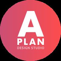 Логотип компании «Plan-A design studio»