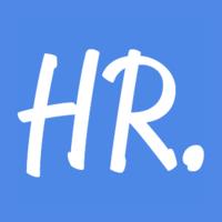 Логотип компании «HRdot»