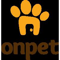 Логотип компании «Onpet»