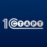 Логотип компании «1С-Старт»