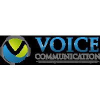 Логотип компании «Voice Communication»