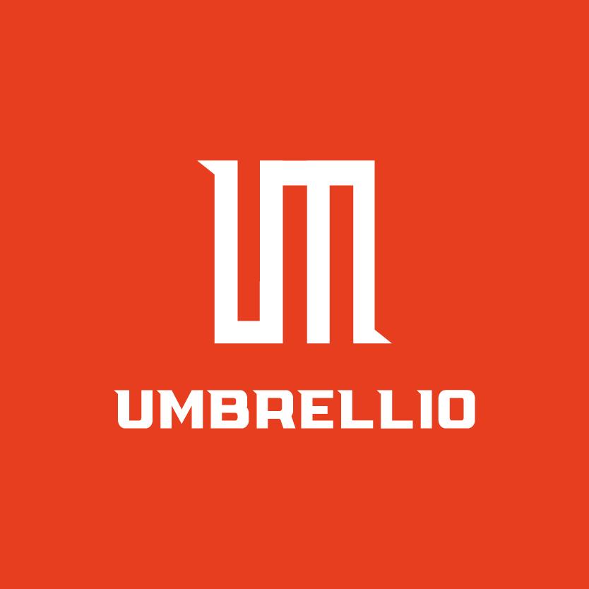Логотип компании «Umbrellio»