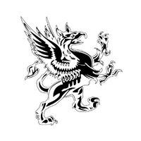 Логотип компании «Luxury Media Group»