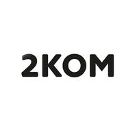Логотип компании «2КОМ»