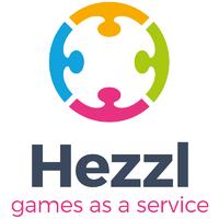 Логотип компании «Hezzl Games»