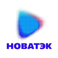 Логотип компании «НОВАТЭК»