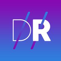 Логотип компании «Диджитал Рейн»