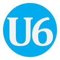 Логотип компании «U6»