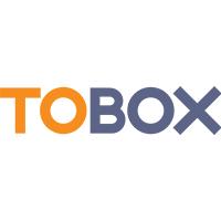 Логотип компании «TOBOX»