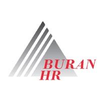 Логотип компании «Buran HR»
