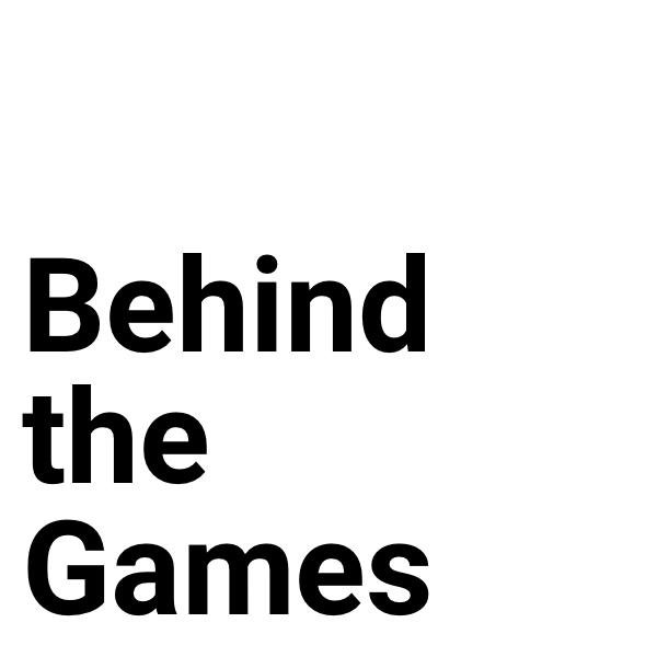 Логотип компании «Behind the Games»