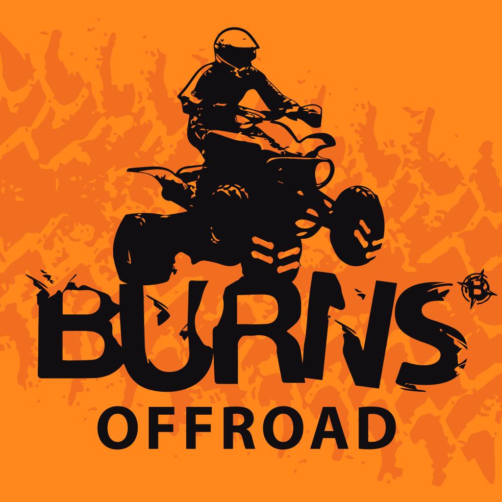 Логотип компании «BurnsOffroad»