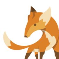 Логотип компании «FoxCommerce»