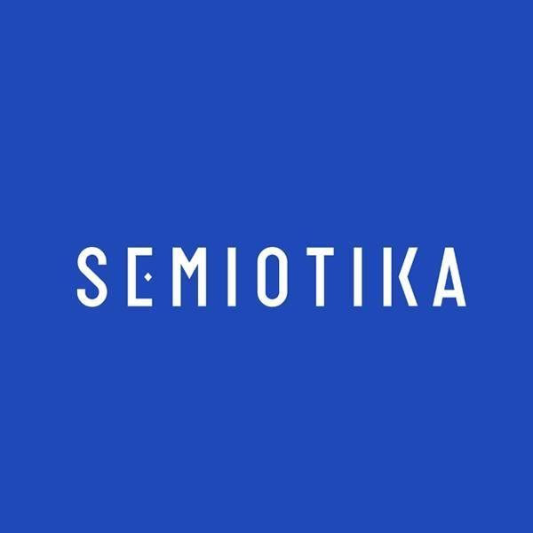 Логотип компании «SEMIOTIKA»