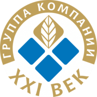 Логотип компании «ГК 21 век»